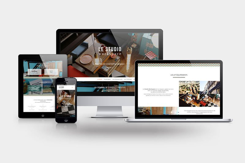 siteweb-responsive-studio-workspace-trait-simple