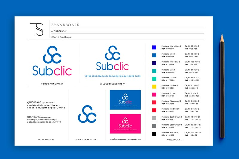 identite-marque-brandboard-trait-simple-subclic