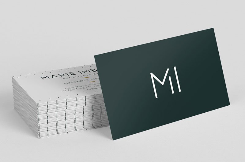 cartes-visites-architecte-marie-imbert-trait-simple