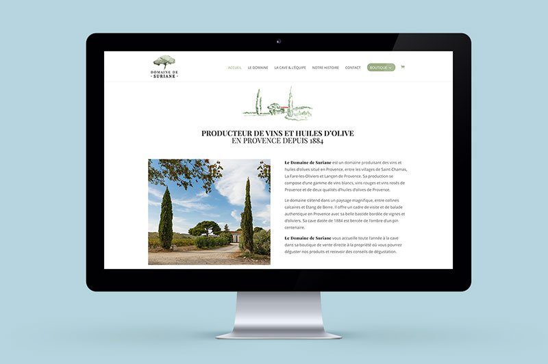 site-vitrine-home-responsive-webdesign-domaine-suriane-vignoble-traitsimple