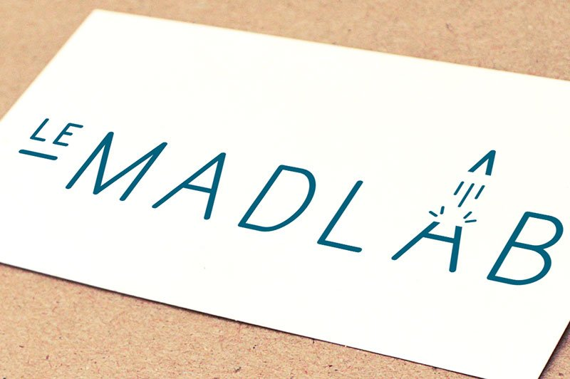 creation-logo-madlab-trait-simple